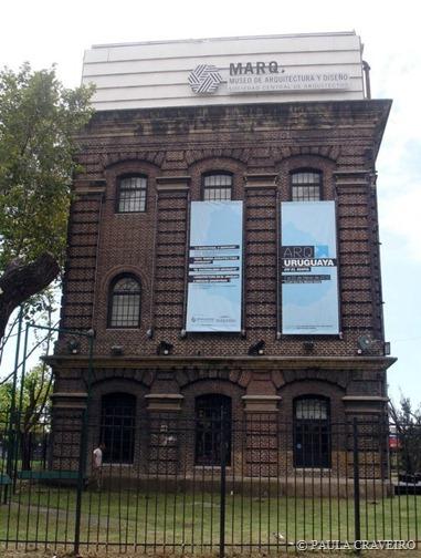 Marq - Museo de Arquitectura y Diseño de la Sociedad Central de Arquitectos